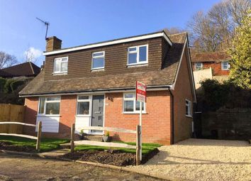 Thumbnail 3 bed detached bungalow for sale in Woodland Way, Crowhurst, East Sussex