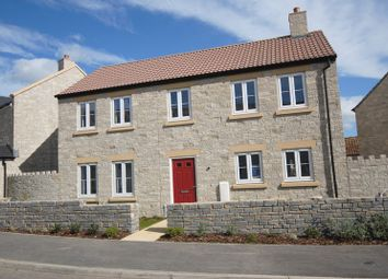 Thumbnail 4 bed detached house for sale in Bancombe Road, Somerton