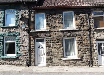 Thumbnail 3 bedroom terraced house for sale in Ardwyn Terrace, Penrhiwfer Road, Penrhiwfer, Tonypandy