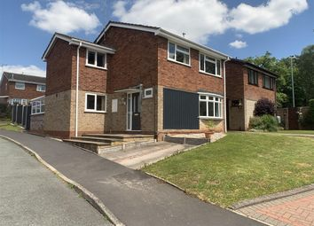 Thumbnail 4 bed detached house for sale in Beechmount Rise, Stafford