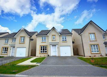 Thumbnail 4 bed detached house for sale in Appleton Drive, Livingston