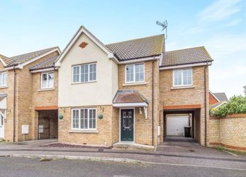 Thumbnail 4 bed link-detached house for sale in Stangate Drive, Iwade, Sittingbourne, Kent