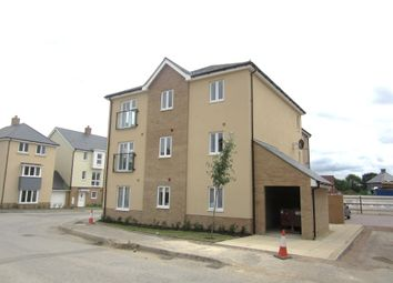 Thumbnail 2 bed flat for sale in Tarver Close, Romsey