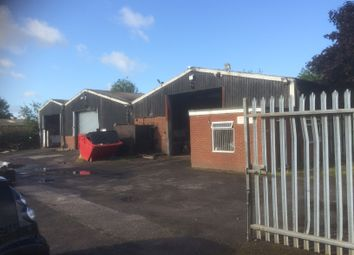 Thumbnail Industrial for sale in Conduit Road, Norton Canes