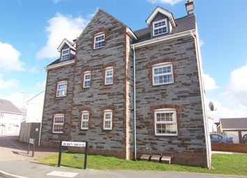 Thumbnail 2 bed flat to rent in Robin Drive, Launceston, Cornwall