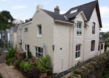 Thumbnail 2 bed semi-detached house for sale in Vane Hill Road, Torquay