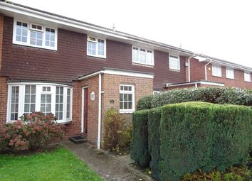 3 bed terraced house for sale in Amis Avenue, New Haw, Addlestone KT15