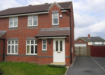 Thumbnail 3 bed semi-detached house to rent in The Canter, Middleton, Leeds