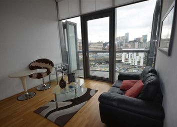 Thumbnail 1 bed flat to rent in Abito, Manchester City Centre, Manchester