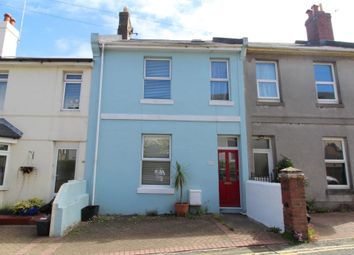 Thumbnail 4 bedroom terraced house for sale in Hartop Road, Torquay