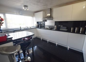 Thumbnail 3 bed town house for sale in Fearnley Crescent, Kempston, Bedford