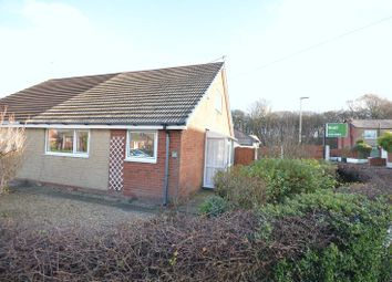 Thumbnail 3 bedroom semi-detached bungalow for sale in Lynwood Avenue, Clayton Le Moors, Accrington