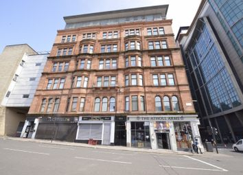 Thumbnail 2 bed flat for sale in 136 Renfield Street, Glasgow