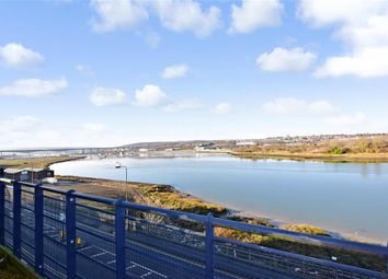 Thumbnail 2 bed flat for sale in Fennel Close, The Esplanade, Rochester, Kent