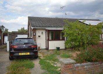Thumbnail 2 bed semi-detached bungalow for sale in Kynaston Road, Panfield, Braintree