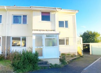 Thumbnail 4 bed semi-detached house for sale in Oaklands Park, Buckfastleigh