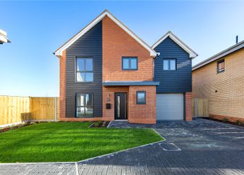 Thumbnail 4 bed detached house for sale in The Goldfinch, The Meadows, North Stifford, Grays