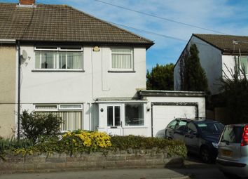 Thumbnail 3 bedroom semi-detached house for sale in Murch Road, Dinas Powys