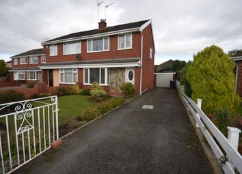 Thumbnail 4 bed property to rent in Clarence Road, Wrexham