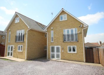 Thumbnail 4 bed property for sale in Noak Hill Road, Basildon