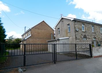 Thumbnail 3 bed detached house for sale in Station House Dowlais, Merthyr Tydfil, Merthyr Tydfil.