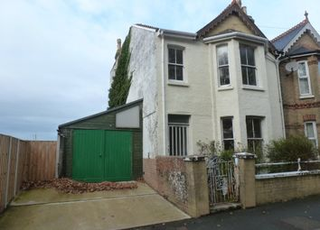 Thumbnail 4 bed semi-detached house to rent in Connaught Road, East Cowes