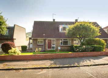 Thumbnail 3 bed semi-detached house for sale in 35 Swanston Terrace, Edinburgh