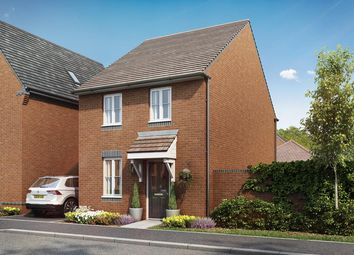 "Thumbnail 3 bedroom detached house for sale in ""Ashurst"" at Locksbridge Road, Picket Piece, Andover"