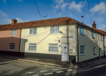 Thumbnail 2 bedroom terraced house for sale in Chauntry Road, Haverhill