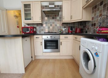 Thumbnail 2 bed flat to rent in Midland Road, St. Philips, Bristol