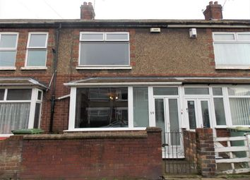 Thumbnail 3 bed terraced house for sale in Roseveare Avenue, Grimsby