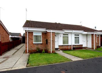 Thumbnail 2 bedroom semi-detached bungalow for sale in Camellia Close, Driffield