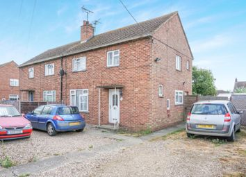 Thumbnail 3 bed semi-detached house for sale in Queensway, Pointon, Sleaford