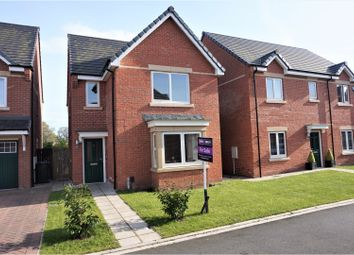 Thumbnail 4 bed detached house for sale in Sanctuary Close, Acklam, Middlesbrough