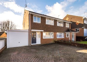Thumbnail 3 bed semi-detached house for sale in Northanger Close, Alton, Hampshire