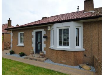 Thumbnail 2 bed semi-detached bungalow for sale in Broomhill Avenue, Burntisland