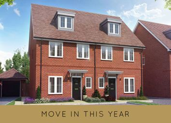 """Thumbnail 4 bedroom property for sale in """"The Kearfield"""" at Cotts Field, Haddenham, Aylesbury"""