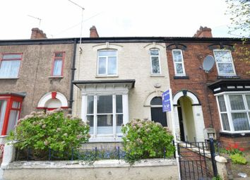 Thumbnail 2 bed terraced house for sale in Shelford Street, Scunthorpe