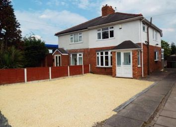 Thumbnail 3 bed semi-detached house for sale in Wolverhampton Road, Pelsall, Walsall, West Midlands