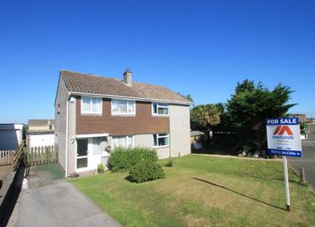Thumbnail 3 bed semi-detached house for sale in Wearde Road, Saltash