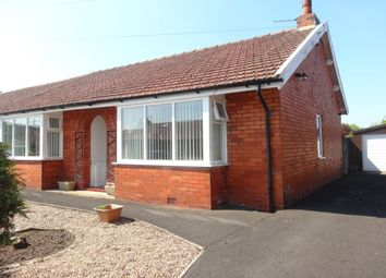 Thumbnail 2 bed bungalow for sale in Moorfields Avenue, Fulwood, Preston