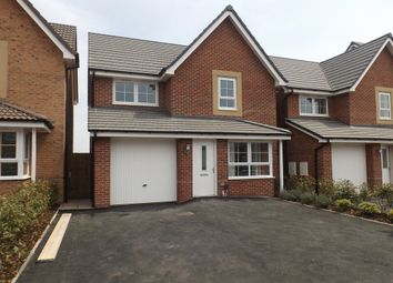 Thumbnail 3 bed detached house to rent in Whitebeam Close, Edwalton Park, Edwalton