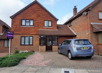 4 bed link-detached house for sale in Old Mead, Folkestone CT19