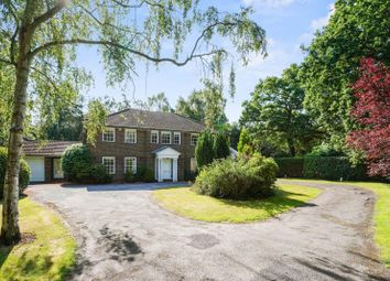 Thumbnail 5 bed property to rent in Albury Road, Burwood Park, Walton On Thames, Surrey
