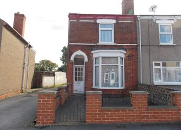 Thumbnail 3 bed end terrace house for sale in Regent Terrace, Barrow Road, New Holland, Barrow-Upon-Humber