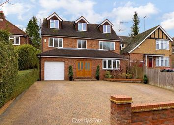 Thumbnail 6 bed detached house for sale in Everlasting Lane, St Albans, Hertfordshire
