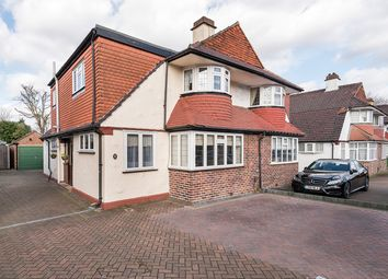 Thumbnail 4 bed semi-detached house to rent in Southwood Road, New Eltham