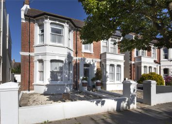 Thumbnail 2 bed flat to rent in Sackville Gardens, Hove, East Sussex