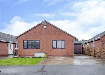 Thumbnail 2 bed detached bungalow for sale in The Rowans, Westwoodside, Doncaster