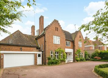 6 bed detached house for sale in Winnington Road, London N2